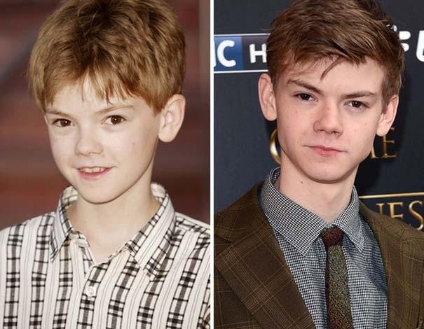 Διάσημα παιδιά τότε και τώρα (1)