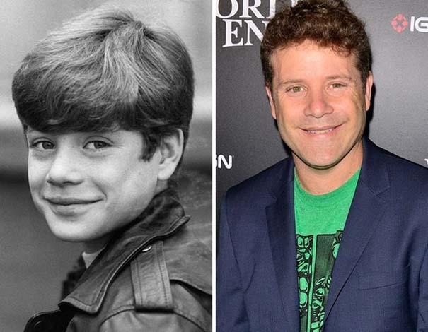 Διάσημα παιδιά τότε και τώρα (6)