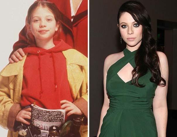 Διάσημα παιδιά τότε και τώρα (9)