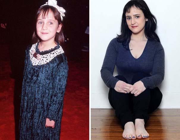 Διάσημα παιδιά τότε και τώρα (10)