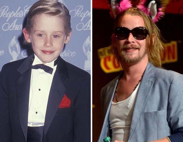 Διάσημα παιδιά τότε και τώρα (11)