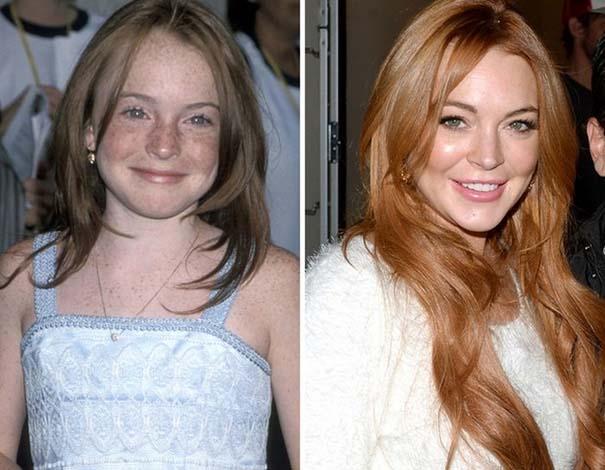 Διάσημα παιδιά τότε και τώρα (12)