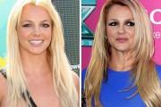 Διάσημες με διαφορετικό μακιγιάζ (4)