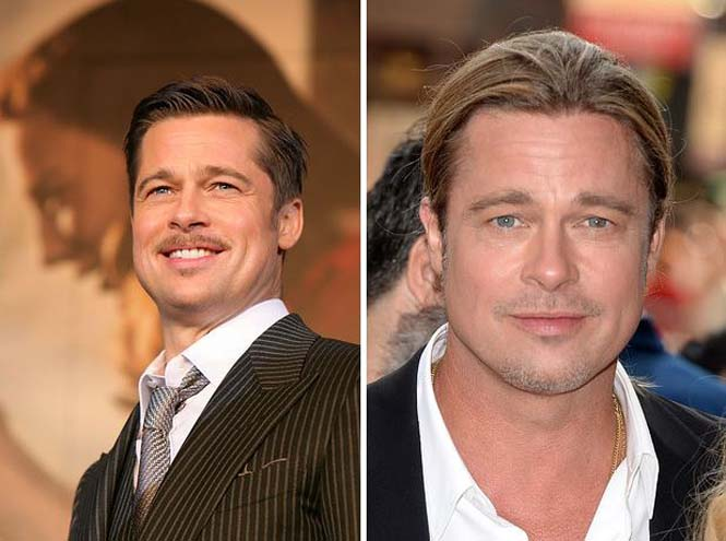 Φωτογραφίες διασήμων που δείχνουν πως ένα μουστάκι μπορεί να αλλάξει τελείως ένα πρόσωπο (3)