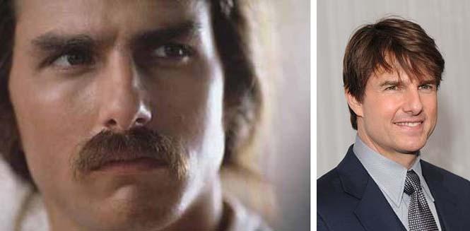 Φωτογραφίες διασήμων που δείχνουν πως ένα μουστάκι μπορεί να αλλάξει τελείως ένα πρόσωπο (4)