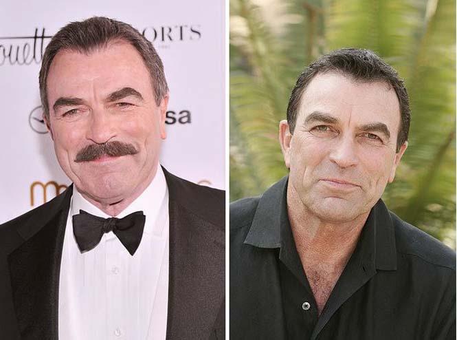 Φωτογραφίες διασήμων που δείχνουν πως ένα μουστάκι μπορεί να αλλάξει τελείως ένα πρόσωπο (5)