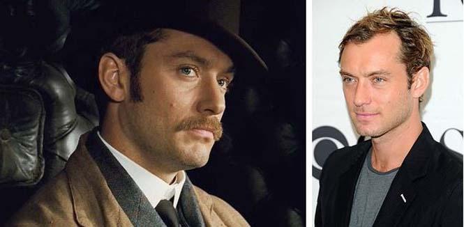 Φωτογραφίες διασήμων που δείχνουν πως ένα μουστάκι μπορεί να αλλάξει τελείως ένα πρόσωπο (6)