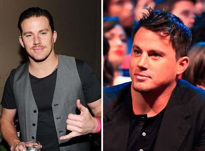 Φωτογραφίες διασήμων που δείχνουν πως ένα μουστάκι μπορεί να αλλάξει τελείως ένα πρόσωπο (9)