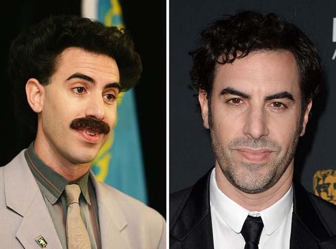 Φωτογραφίες διασήμων που δείχνουν πως ένα μουστάκι μπορεί να αλλάξει τελείως ένα πρόσωπο (12)