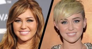 27 διάσημοι που μεταμόρφωσαν το πρόσωπο τους με μια απλή στυλιστική αλλαγή (Videos)