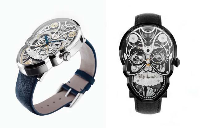 Δημιουργικά και πρωτότυπα ρολόγια (6)