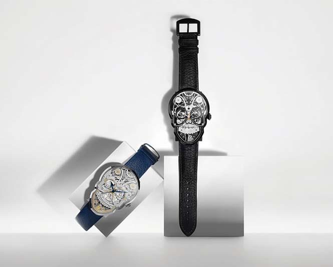 Δημιουργικά και πρωτότυπα ρολόγια (7)