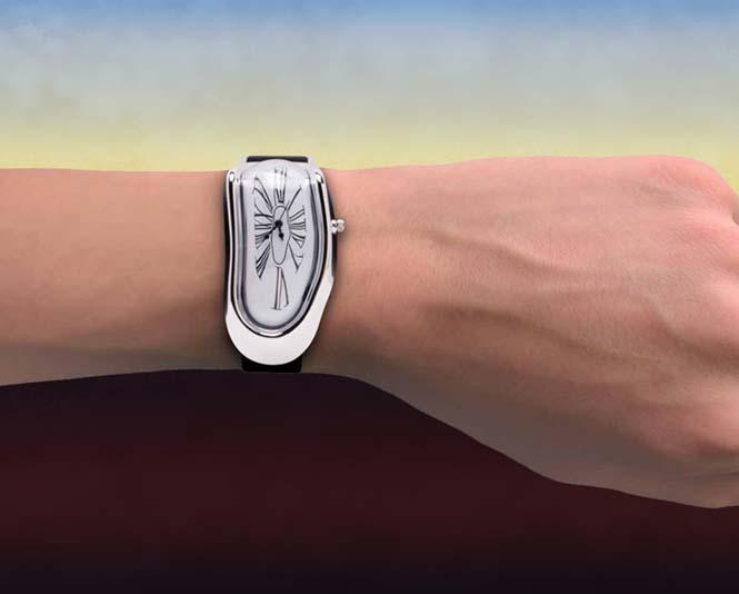 Δημιουργικά και πρωτότυπα ρολόγια (8)