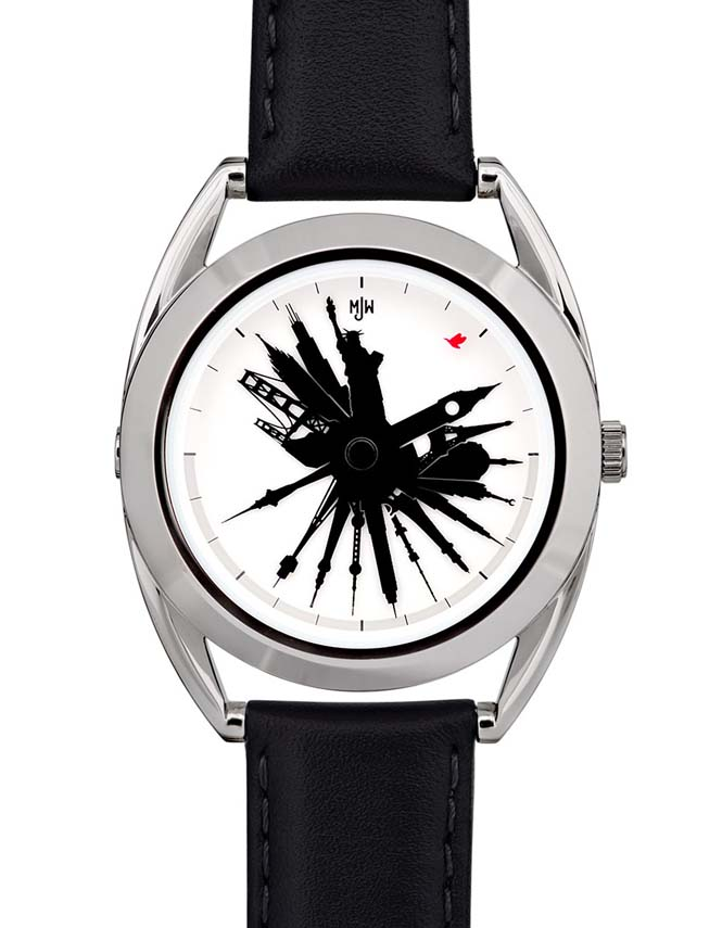 Δημιουργικά και πρωτότυπα ρολόγια (10)