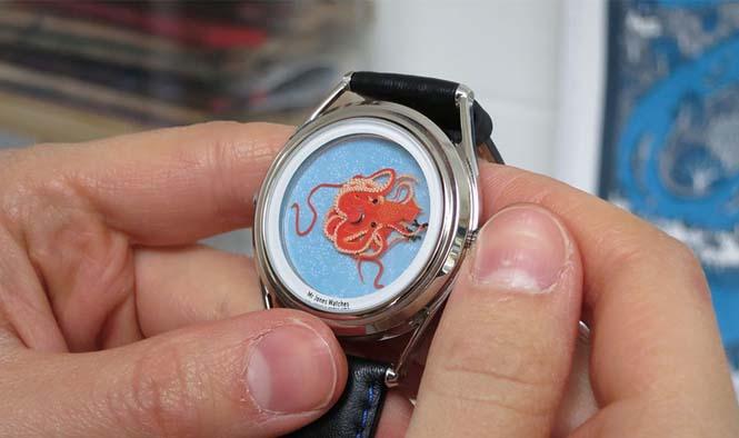Δημιουργικά και πρωτότυπα ρολόγια (15)