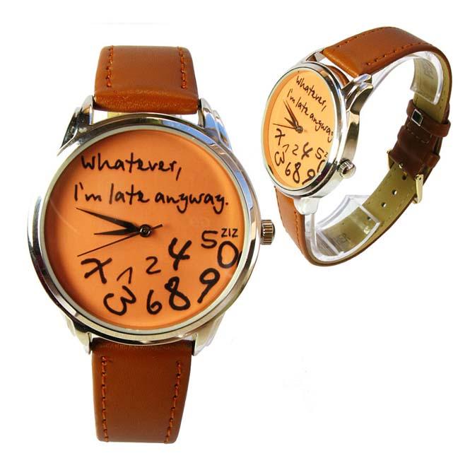 Δημιουργικά και πρωτότυπα ρολόγια (17)