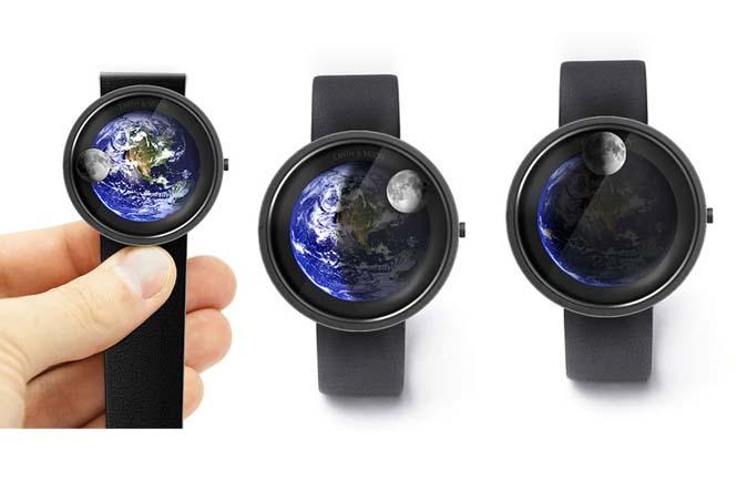 Δημιουργικά και πρωτότυπα ρολόγια (22)