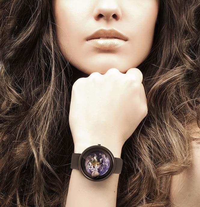 Δημιουργικά και πρωτότυπα ρολόγια (23)