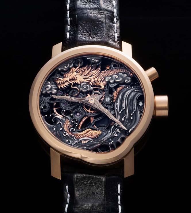 Δημιουργικά και πρωτότυπα ρολόγια (34)