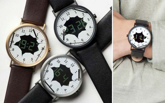 Δημιουργικά και πρωτότυπα ρολόγια (35)