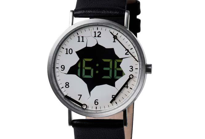 Δημιουργικά και πρωτότυπα ρολόγια (36)