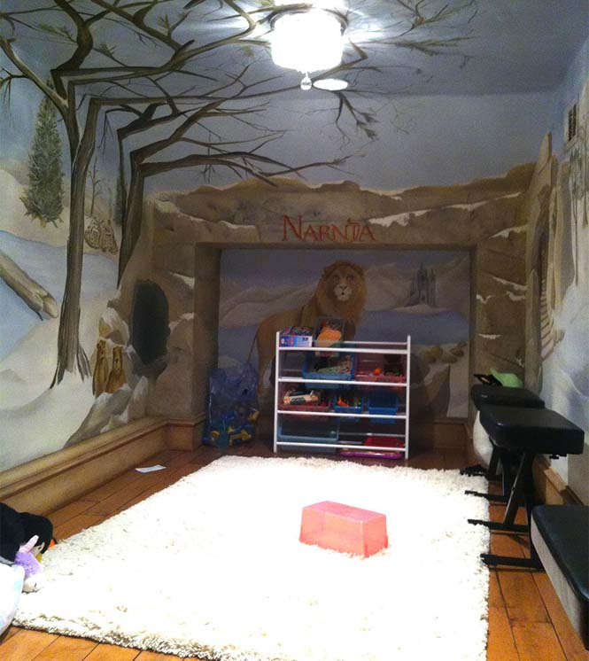 Δημιουργικές ιδέες για παιδικά δωμάτια (7)