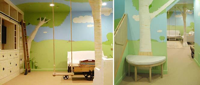 Δημιουργικές ιδέες για παιδικά δωμάτια (11)