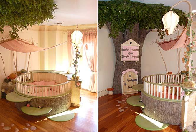 Δημιουργικές ιδέες για παιδικά δωμάτια (16)