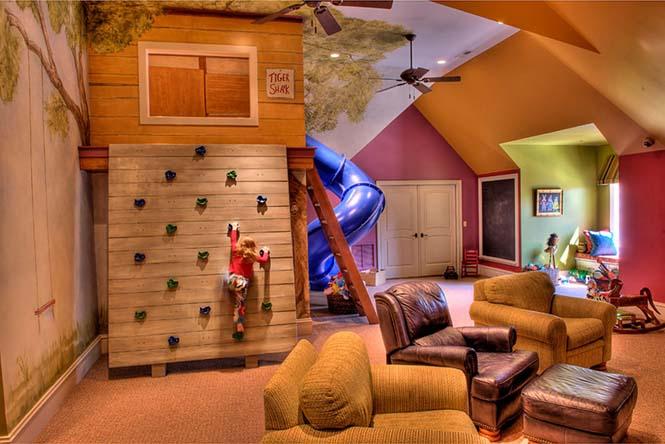 Δημιουργικές ιδέες για παιδικά δωμάτια (18)