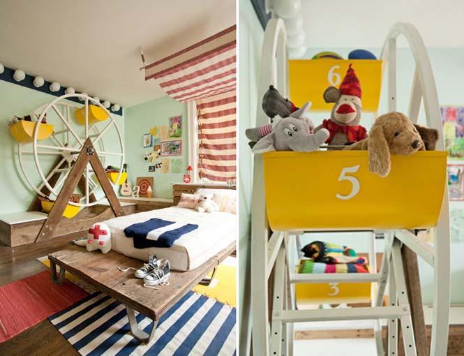 Δημιουργικές ιδέες για παιδικά δωμάτια (19)
