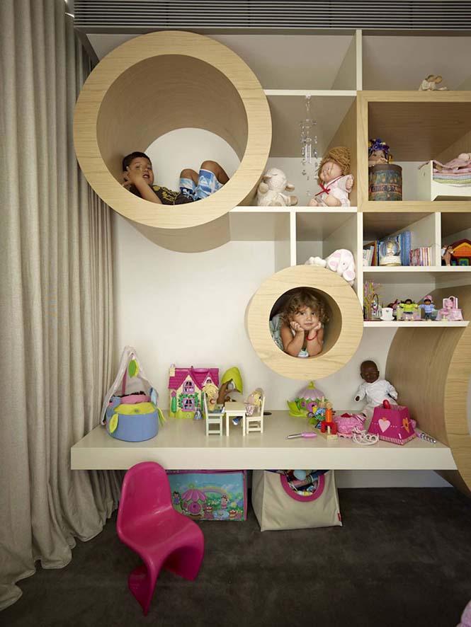 Δημιουργικές ιδέες για παιδικά δωμάτια (25)