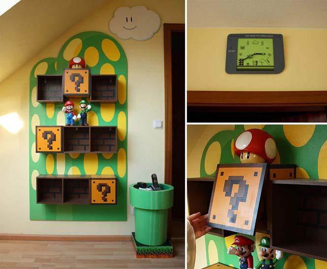 Δημιουργικές ιδέες για παιδικά δωμάτια (28)
