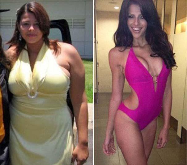 Εκπληκτικές περιπτώσεις γυναικών που άλλαξαν το σώμα τους (7)