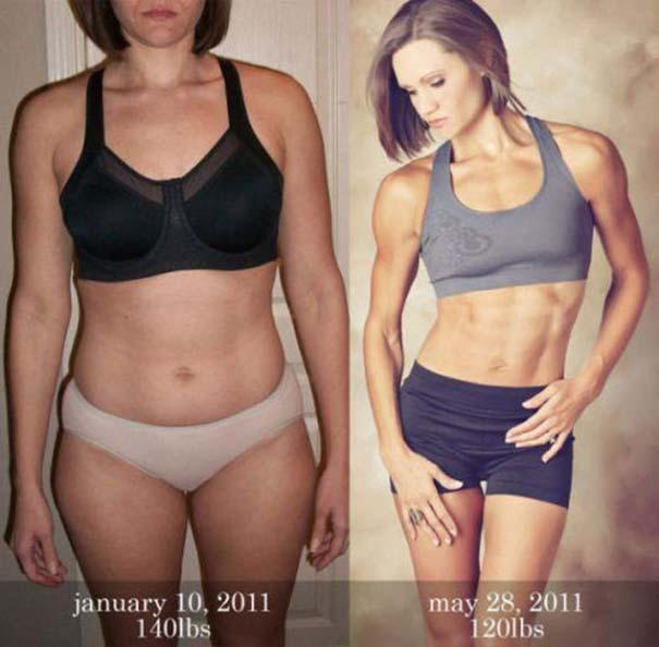 Εκπληκτικές περιπτώσεις γυναικών που άλλαξαν το σώμα τους (11)