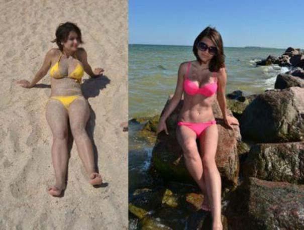 Εκπληκτικές περιπτώσεις γυναικών που άλλαξαν το σώμα τους (15)