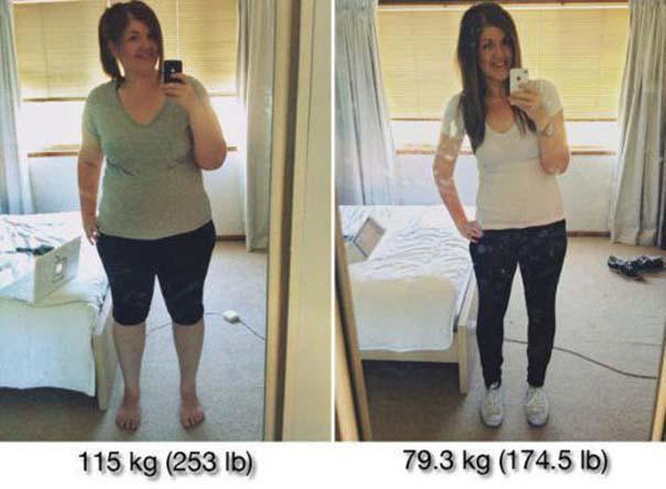 Εκπληκτικές περιπτώσεις γυναικών που άλλαξαν το σώμα τους (16)