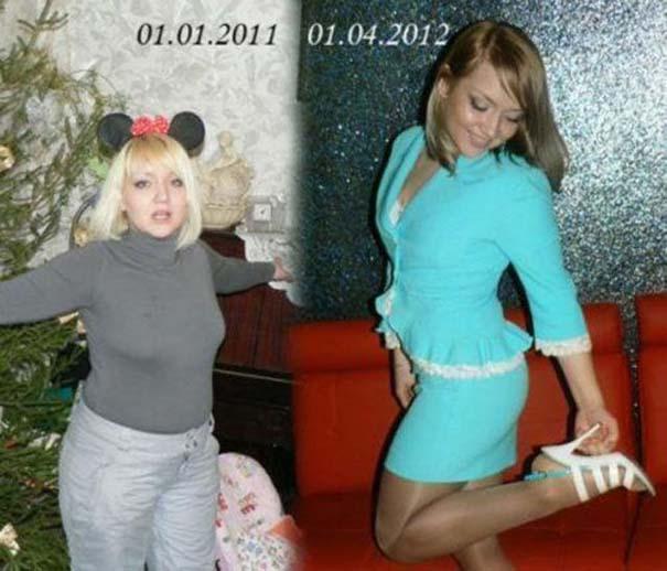 Εκπληκτικές περιπτώσεις γυναικών που άλλαξαν το σώμα τους (27)