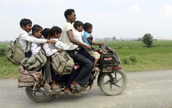Εξωφρενικές περιπτώσεις μεταφορών (18)