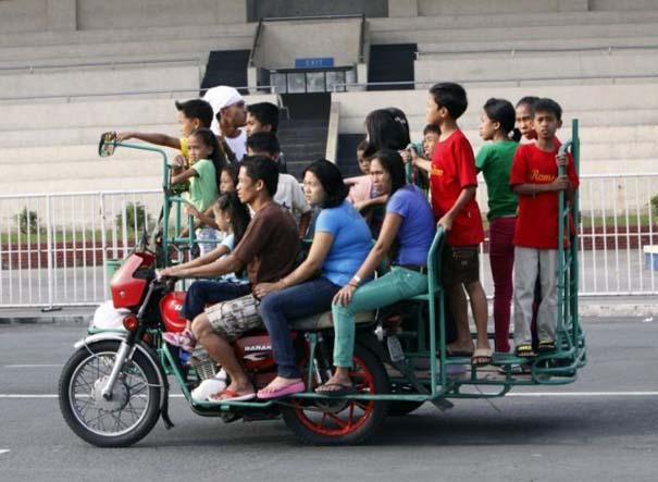 Εξωφρενικές περιπτώσεις μεταφορών (38)