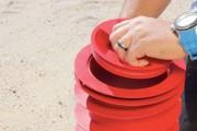 Έξυπνο gadget για να κρύβετε τα πράγματα σας στην παραλία (2)