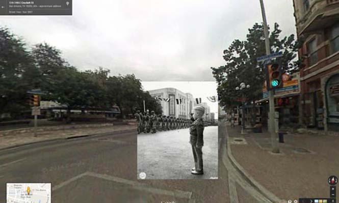 Φωτογραφίες του Β' Παγκοσμίου Πολέμου στο Google Street View (6)