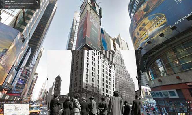 Φωτογραφίες του Β' Παγκοσμίου Πολέμου στο Google Street View (7)
