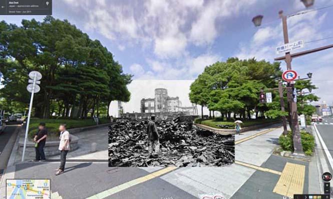Φωτογραφίες του Β' Παγκοσμίου Πολέμου στο Google Street View (8)