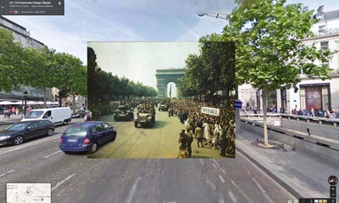 Φωτογραφίες του Β' Παγκοσμίου Πολέμου στο Google Street View (11)