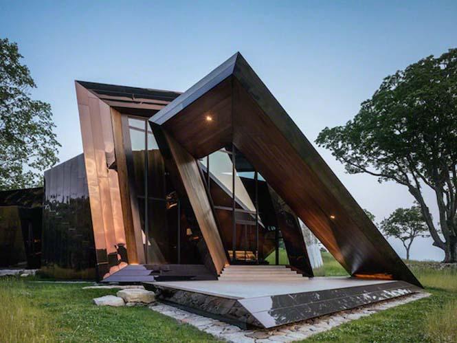Γεωμετρικό σπίτι (2)