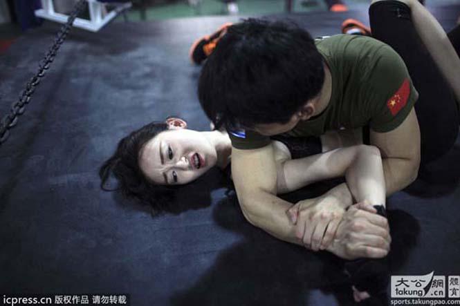 Γυναίκες σωματοφύλακες στην Κίνα (2)