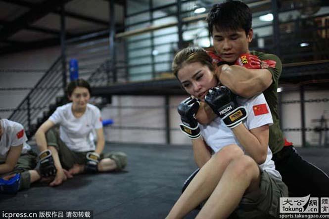 Γυναίκες σωματοφύλακες στην Κίνα (8)