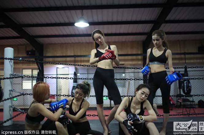 Γυναίκες σωματοφύλακες στην Κίνα (9)