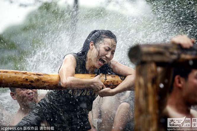 Γυναίκες σωματοφύλακες στην Κίνα (10)