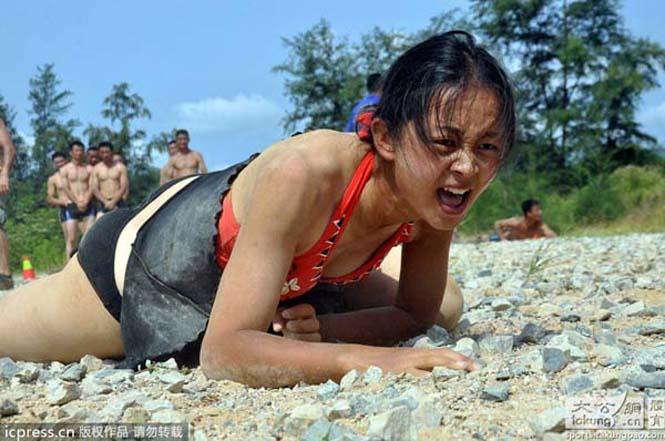Γυναίκες σωματοφύλακες στην Κίνα (12)